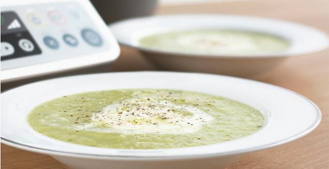 3. ricetta: zuppa patate e porri