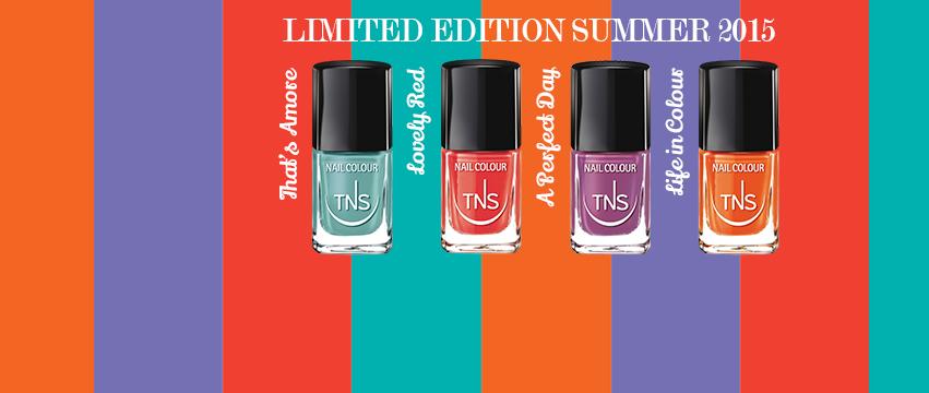 TNS Limited Edition Summer 2015