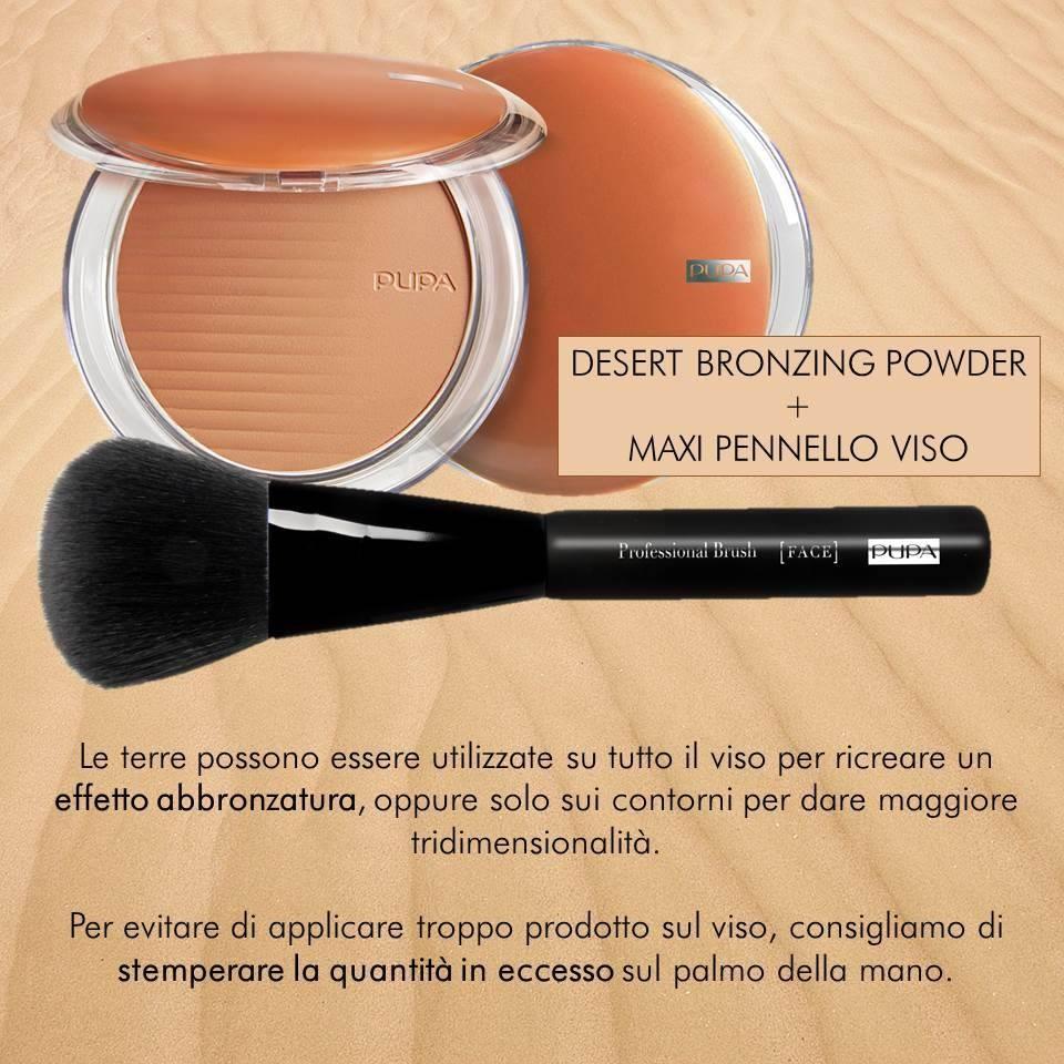 Pupa - Desert Bronzing Powder