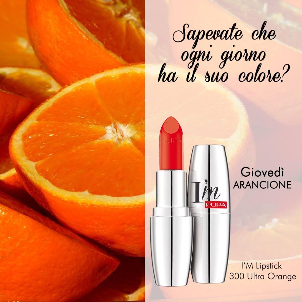 Pupa - I'M LIPSTICK 300 Ultra Orange