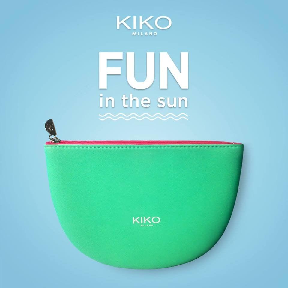 Pochette di Kiko - collezione Miami Beach Babe