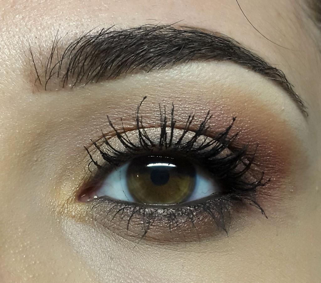 4. highlighting e mascara