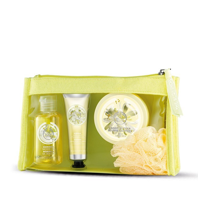 Kit The Body Shop al Moringa
