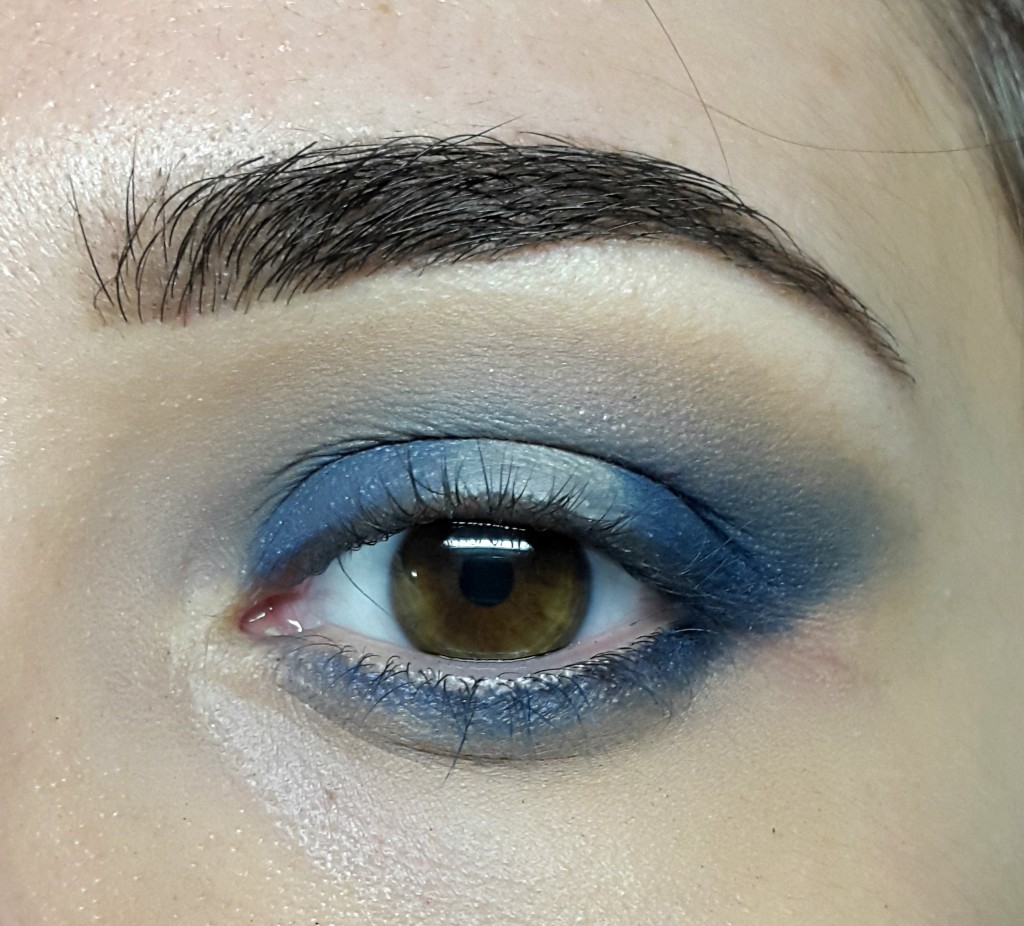 la struttura del makeup