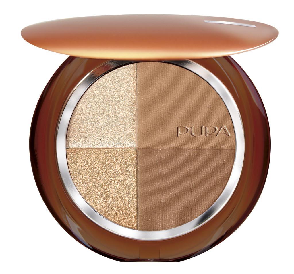 Pupa - 4Sun Bronze Shine 01