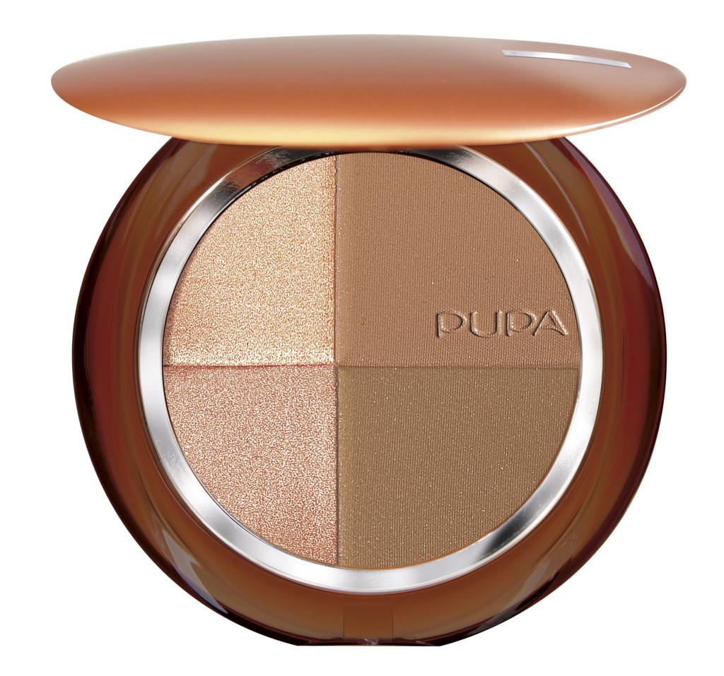Pupa - 4Sun Bronze Shine 02