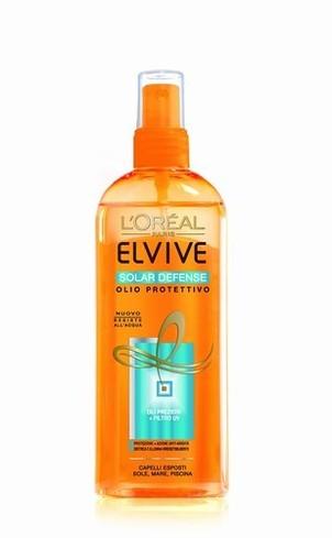 L'Oréal Elvive Solar Defense Olio Protettivo