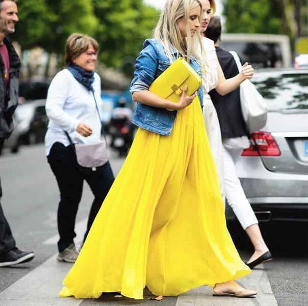 new york e64a7 07bc2 10 modi per indossare il giubbotto di jeans - UnaDonna.it il ...