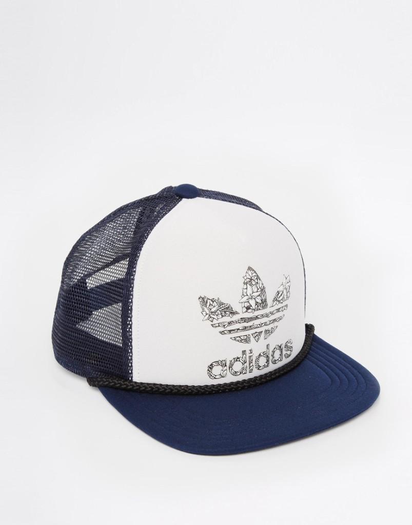 Cappello da basket ideale per un look sporty _ Adidas