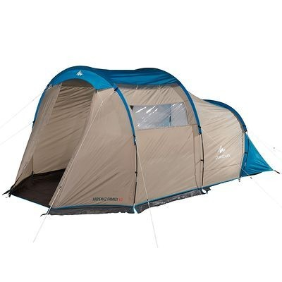 tenda da campeggio quechua