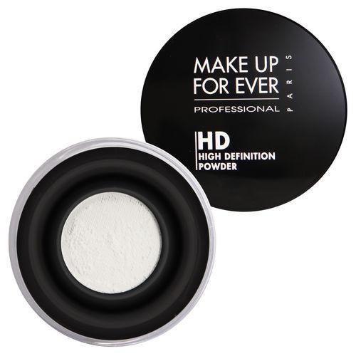 Make Up For Ever Poudre HD Microfinition fissa il fondotinta e lo fa durare a lungo
