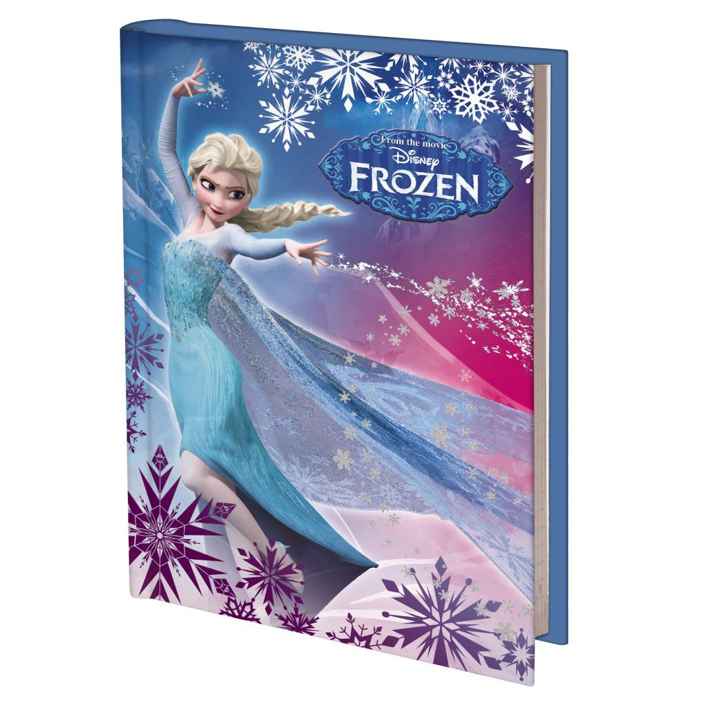 Diario Frozen 10 Mesi