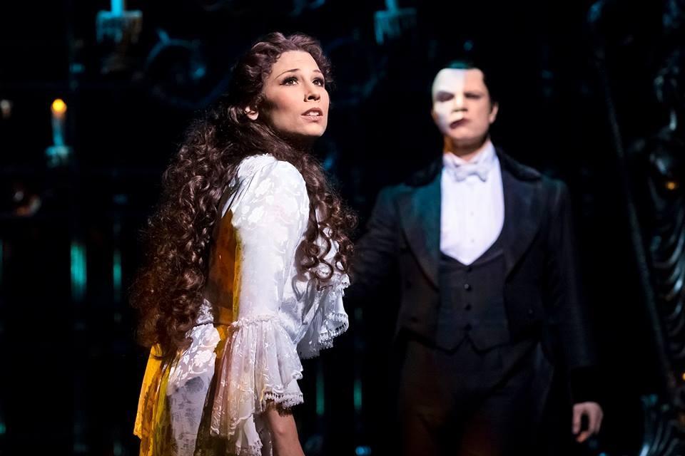 Il Fantasma dell'Opera e Christine Daaé