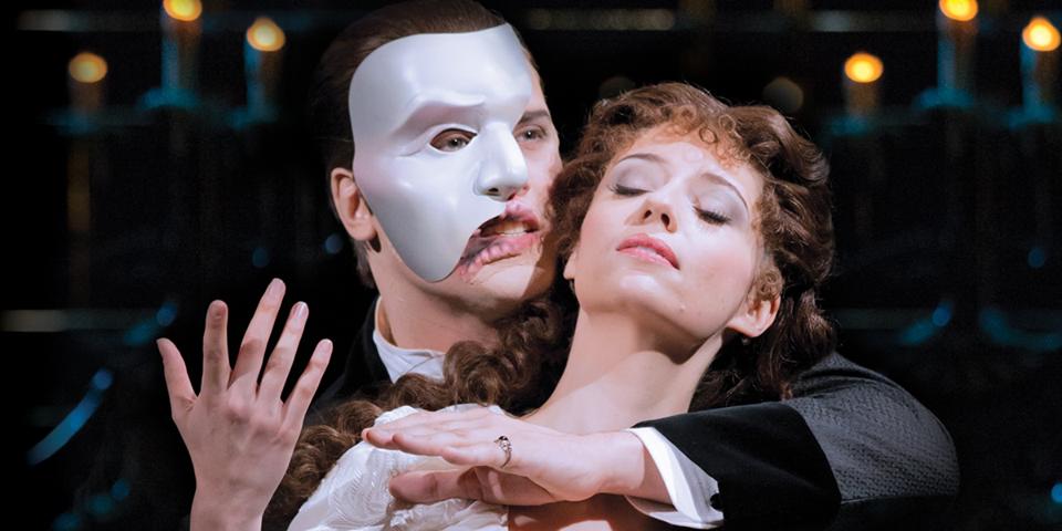 Christine Daaé ne Il Fantasma dell'Opera ha un trucco sensuale e allo stesso tempo ingenuo