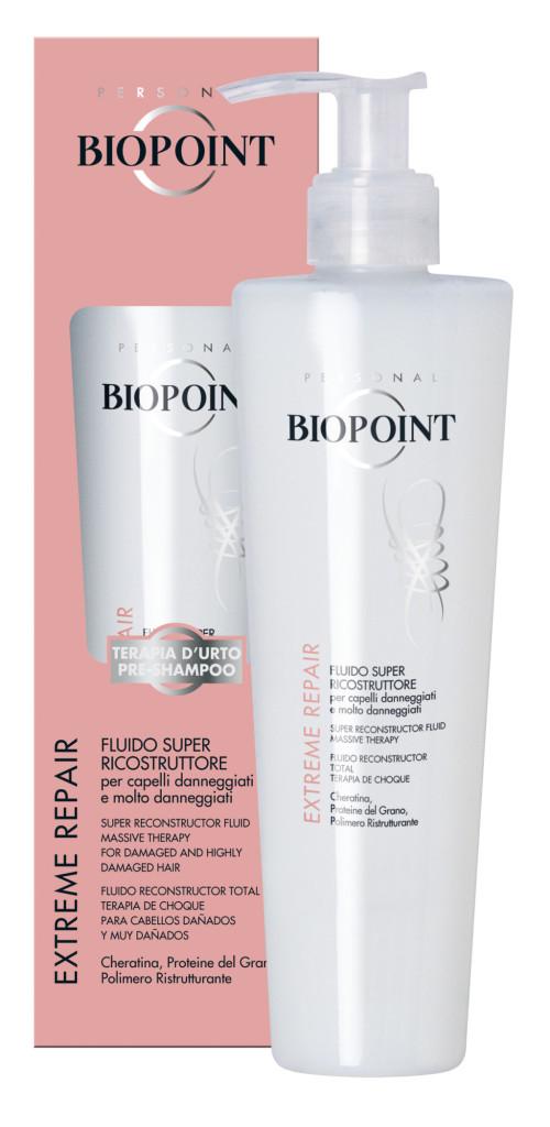 Biopoint - Fluido Super Ricostruttore
