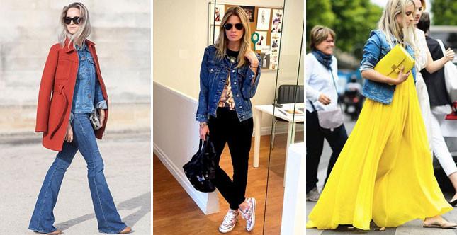 Da capo da lavoro ad accessorio perfetto per (quasi) ogni look, il giubbotto di jeans è un evergreen che non conosce stagioni!
