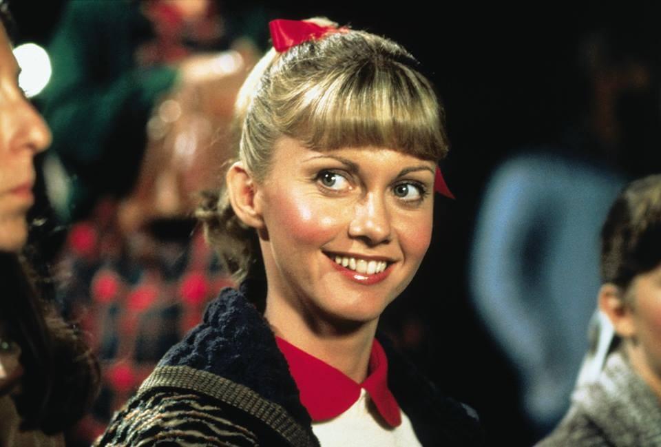 Il make up di Sandy in Grease versione