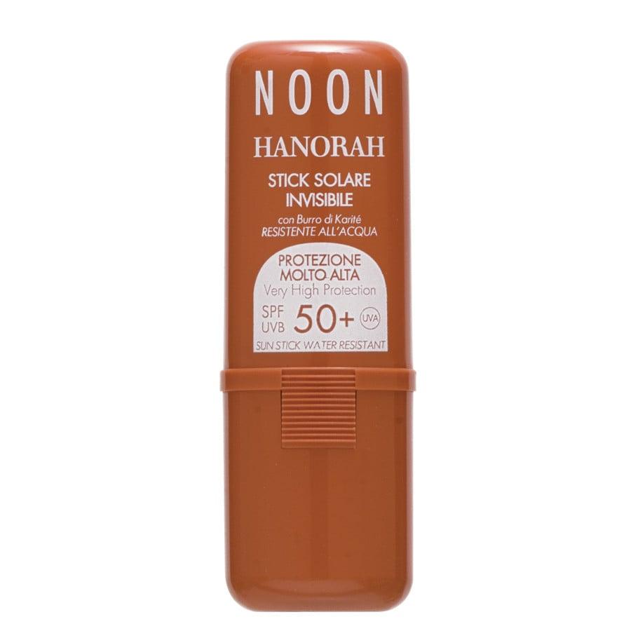 Hanorah - Noon Stick Solare Invisibile Resistente all'Acqua - SPF 50+