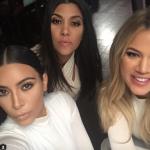 Le sorelle Kardashian: Kourtney, Kim e Khloé