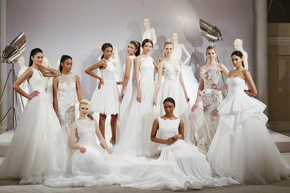 69ff8bf7bee1 Atelier Kleinfeld  è Tony Ward a creare la collezione sposa 2016