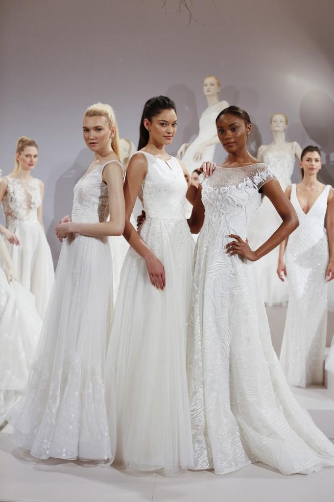 Collezione Sposa Tony Ward e tre modelli abito da sposa