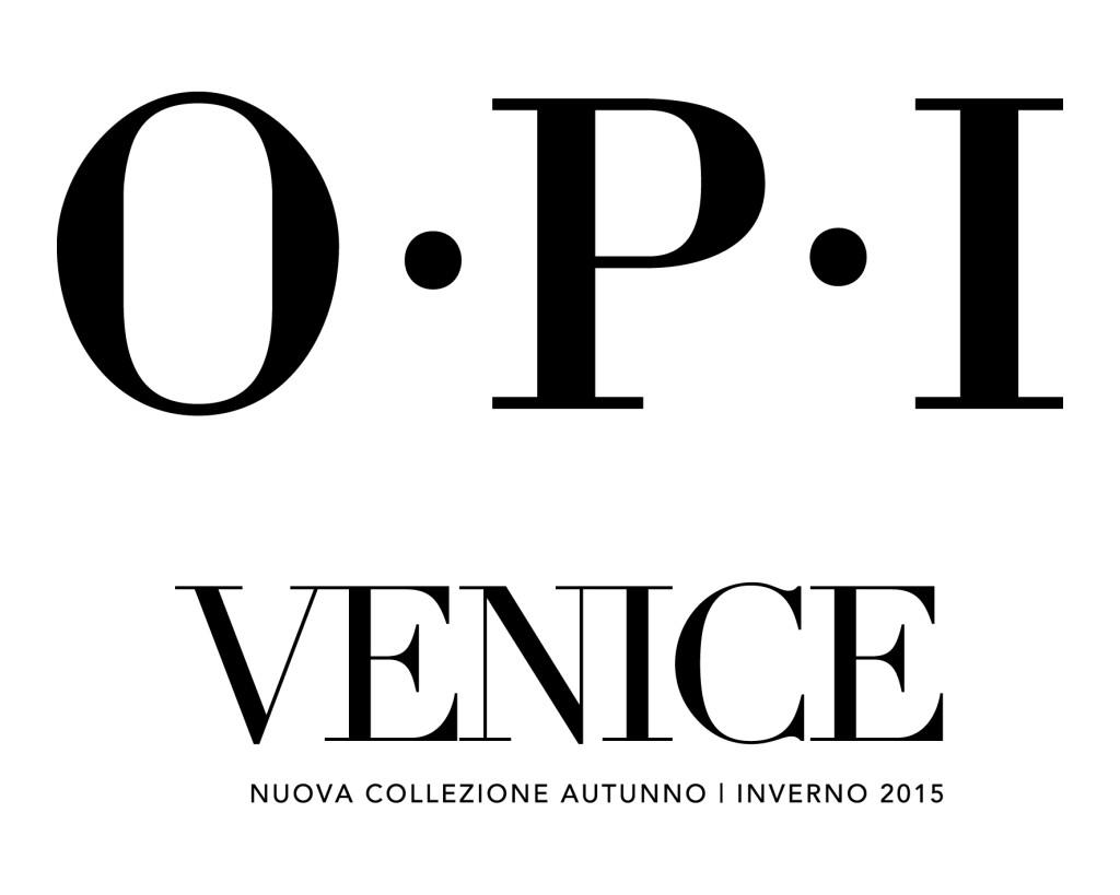 OPI - collezione Venice Autunno Inverno 2015