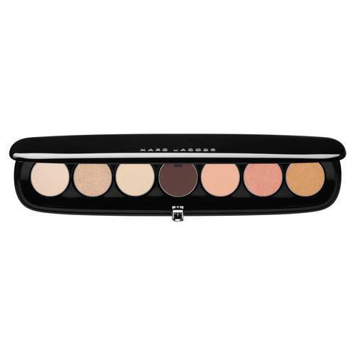 Per il trucco nude: Marc Jacobs Style Eye-Con No.7 Palette Ombretti Ultra Sottile