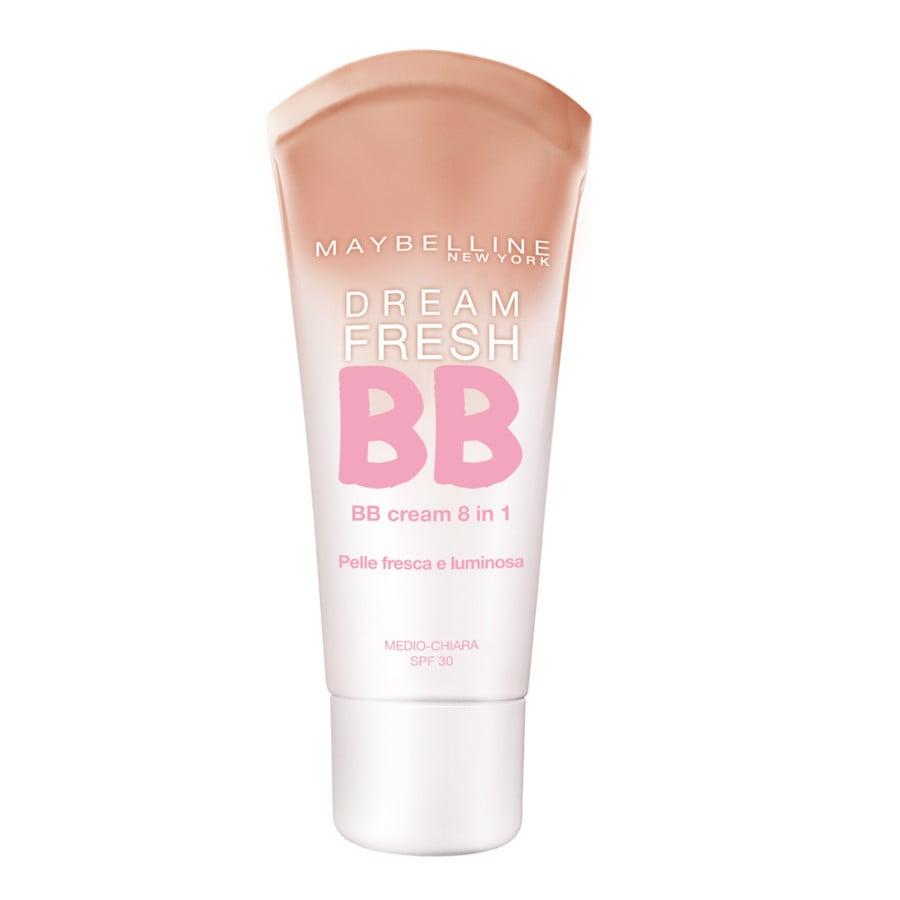 Per una base viso leggera e a lunga tenuta, Maybelline Viso Dream Fresh BB Cream