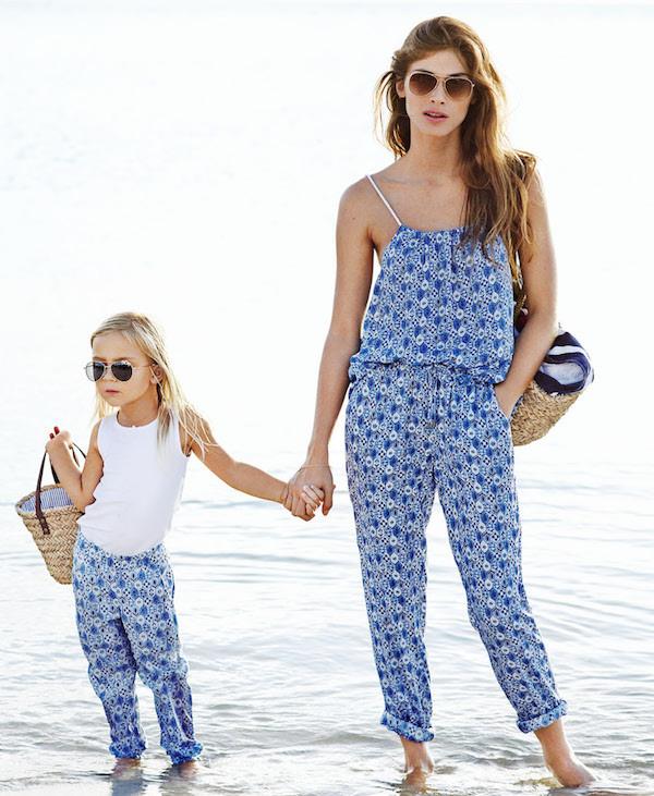 H&M coordinato mamma e figlia