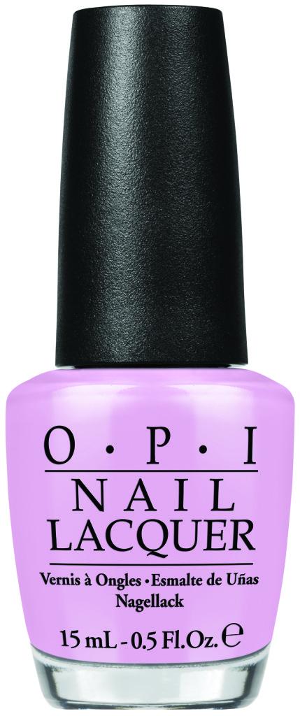 La raffinata  tonalità lilla Purple Palazzo Pants
