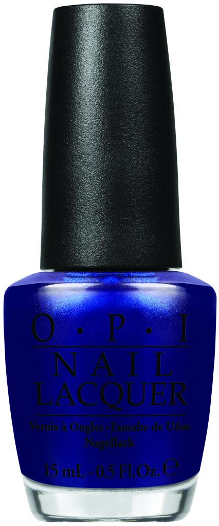 La sorprendente tonalità blu navy St. Mark's the Spot