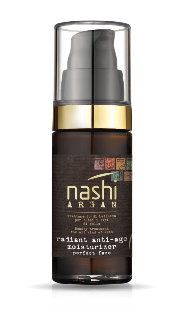 Nashi Argan Radiant Anti- age moisturizer