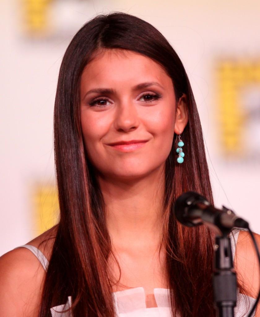 L'attrice di The Vampire Diaries Nina Dobrev, tra le star vegetariane più sexy