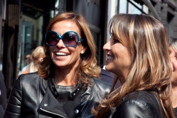 Loro diventate entrabe famose: Cristina e Benedetta Parodi