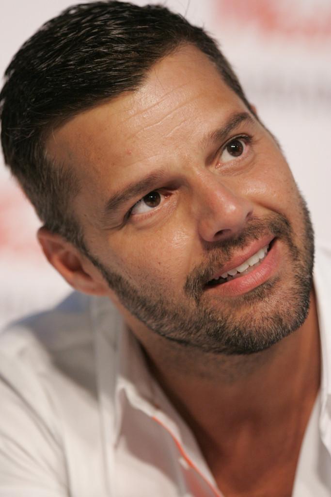 Anche Ricky Martin vegetariano per tenersi in forma