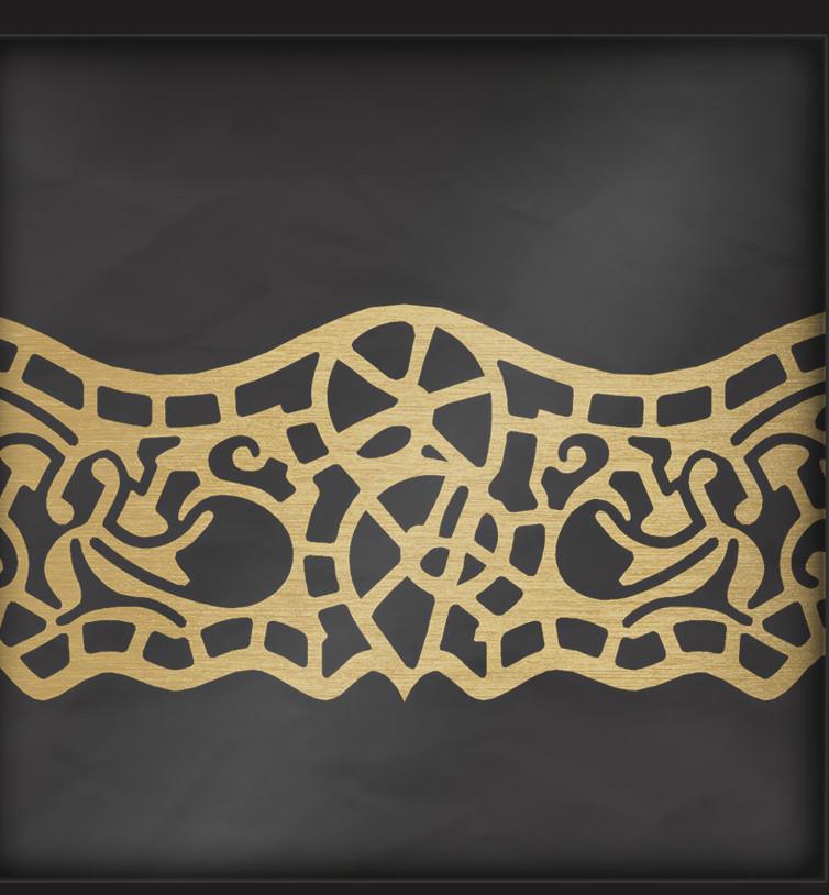 GoldSin - Romantic Garter