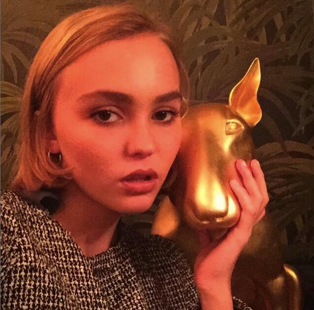 Lily Rose Depp: la nuova musa di Chanel