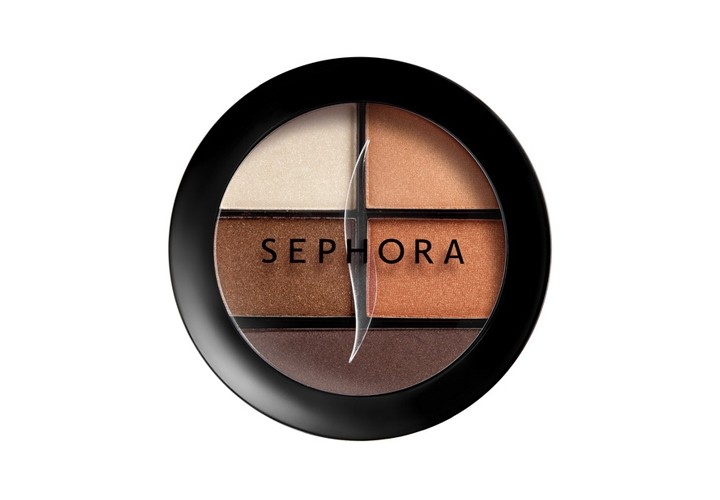 Sephora palette 4 ombretti colore n.10 Kiss From