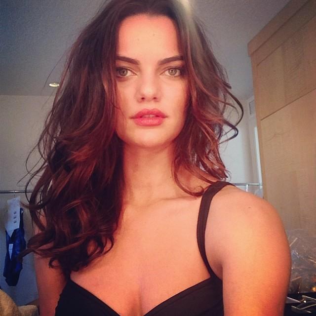 Barbara Fiahlo Modella di Victoria Secret's