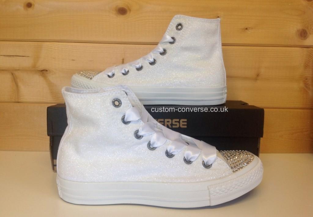 personalizzazione scarpe Converse All Star