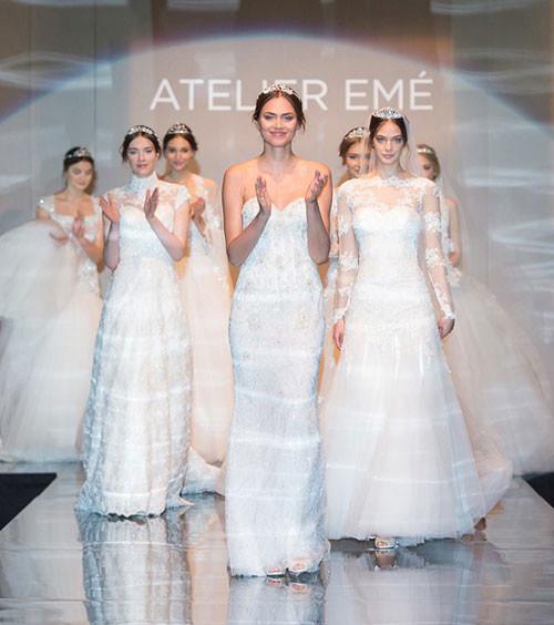 Sfilata Abiti Sposa del nuovo Brand Atelier Emè