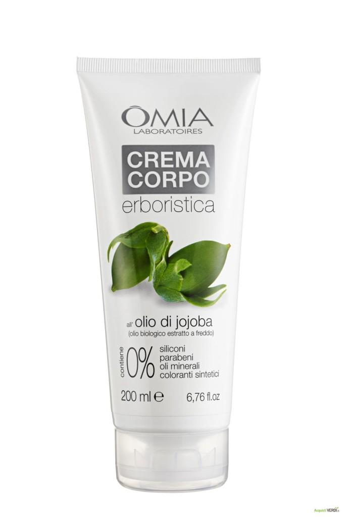 Crema corpo - Omia laboratoires
