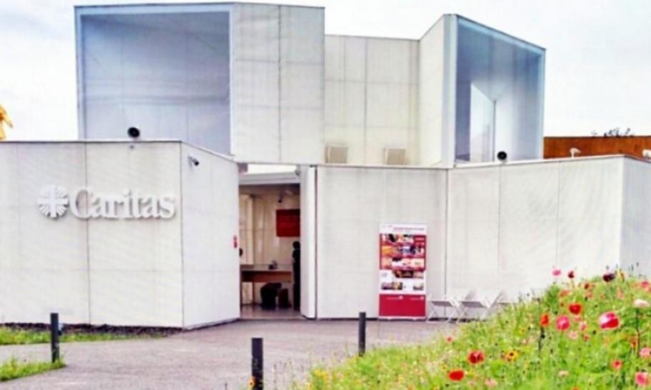 Il Padiglione della Caritas ad Expo