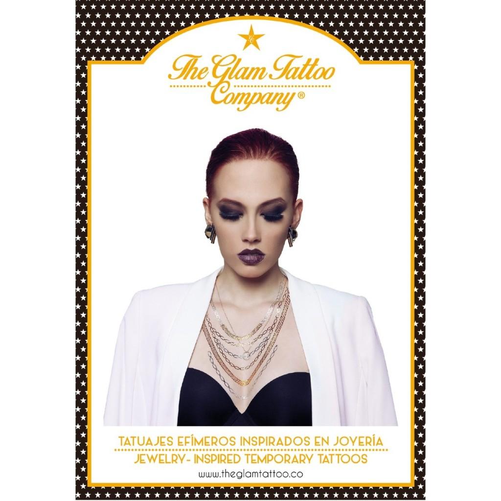 The Glam Tattoo Company  - Diana