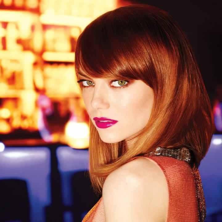 Emma Stone: occhi verdi e capelli rosso rame, il connubio perfetto