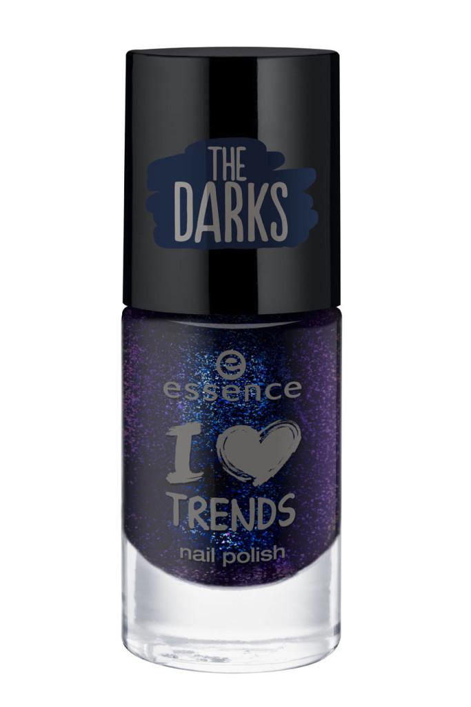 I ♥ TRENDS smalto unghie the darks