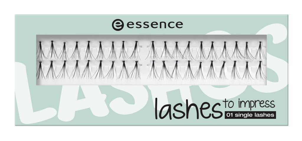 lashes to impress ciglia finte 01 single lashes