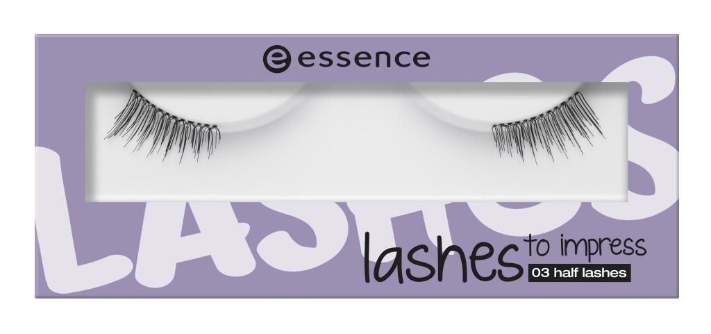 lashes to impress ciglia finte 03 half lashes