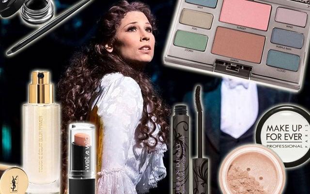 """I prodotti per realizzare un make up ispirato a """"Il Fantasma dell'Opera"""""""