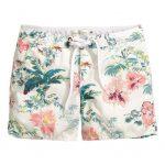 """Shorts fantasia """"Hawaii"""" H&M"""